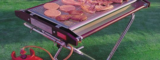 Gas Griddle BBQ equipment Hire Services | Regency Mobile Services (Essex)
