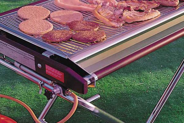 Gas Griddle BBQ equipment Hire Services | Regency Mobile Services (Essex)